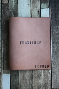 order item☆『B5ファイル leather cover 』