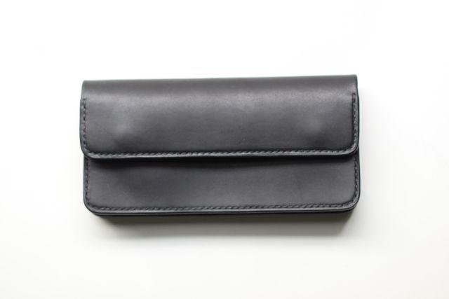 custom order☆TRUCKER WALLET BLACK