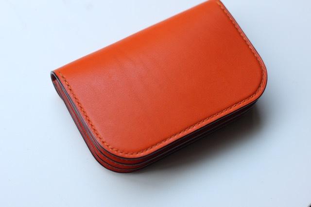 『mimosa wallet』2点追加しました