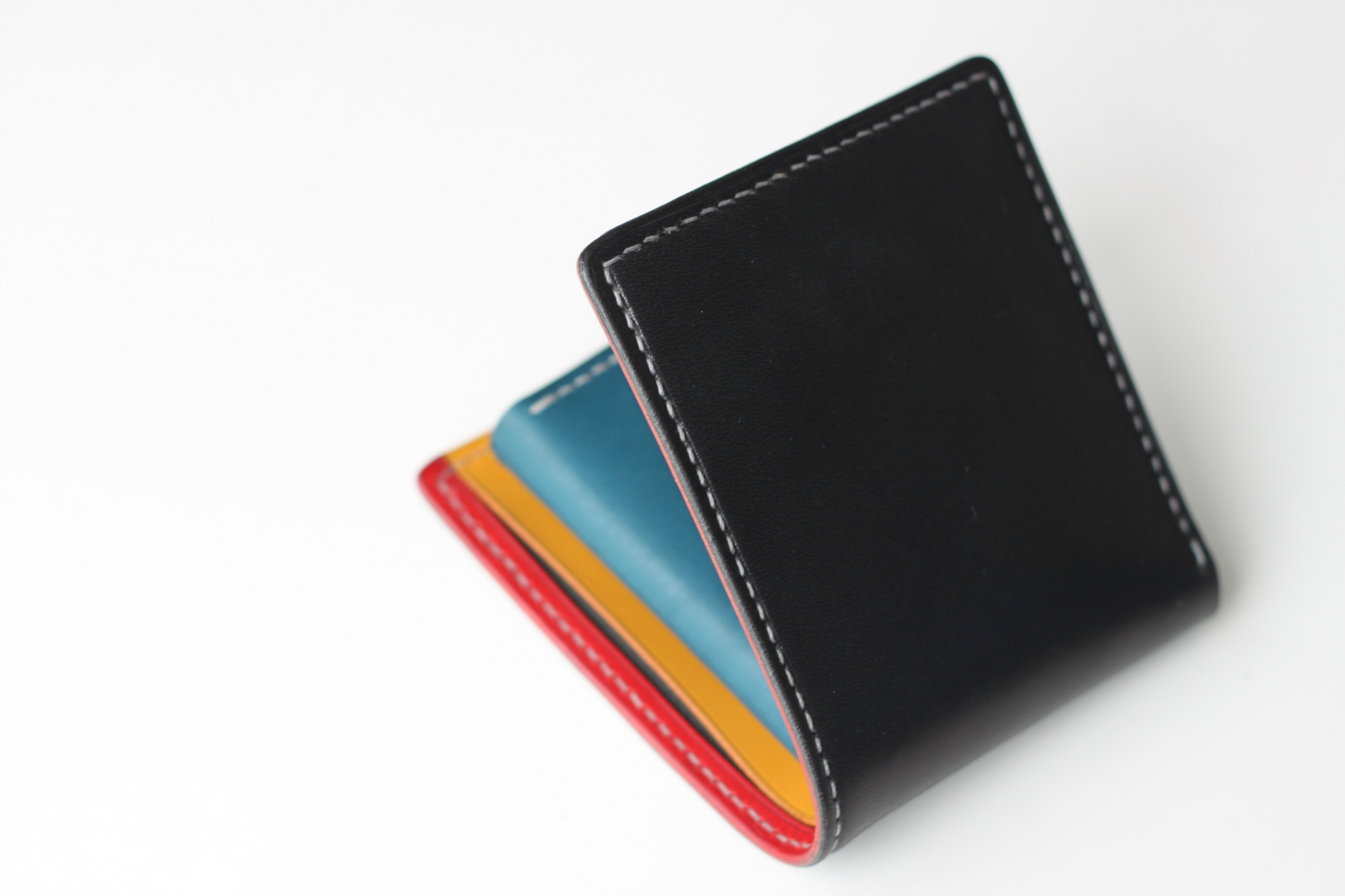 ☆限定品☆クレイジーパターン2つ折り財布ショートウォレット追加