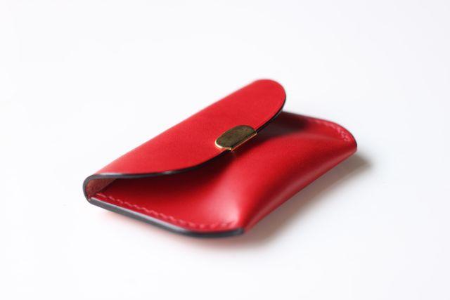 「mimosa coin case」3色追加