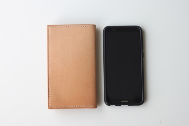 test sample middle wallet