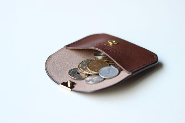 『mimosa coin case』3色追加
