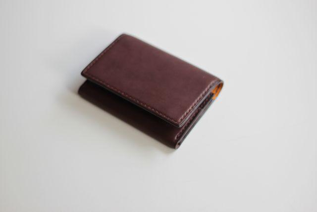 order item × namecard case