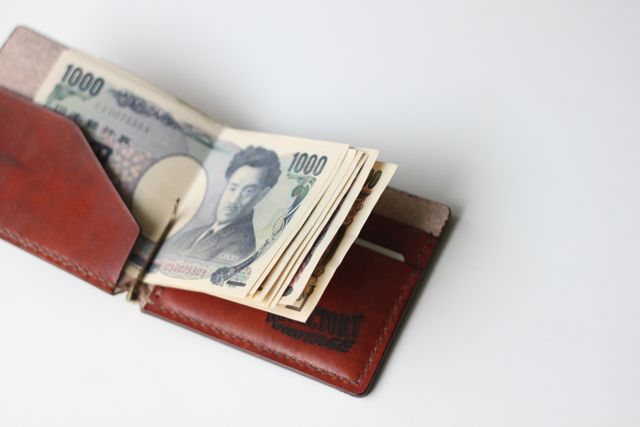 money clip purse『R3FACTORY VINTAGE』