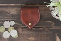 horseshoe-shaped coin purseフィオッキホック『R3FACTORY VINTAGE』