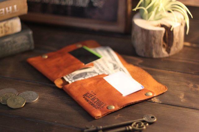 minimalist wallet『R3FACTORY VINTAGE』2点追加