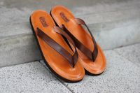leather beach sandals『R3FACTORY VINTAGE』追加