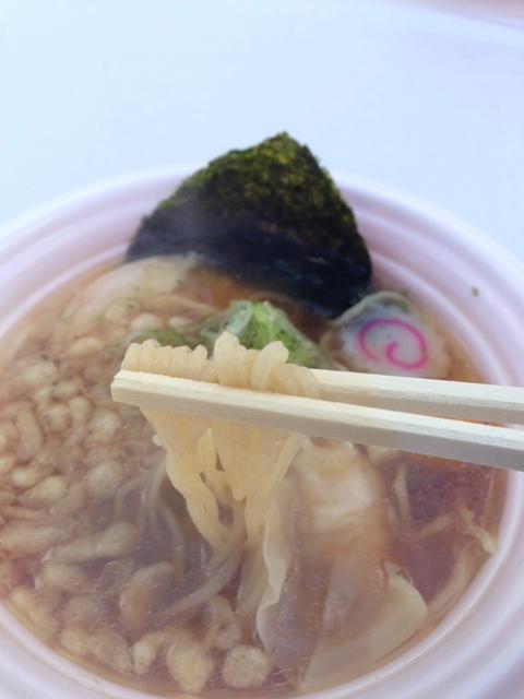 新旬屋 麺の「山形 鶏中華」