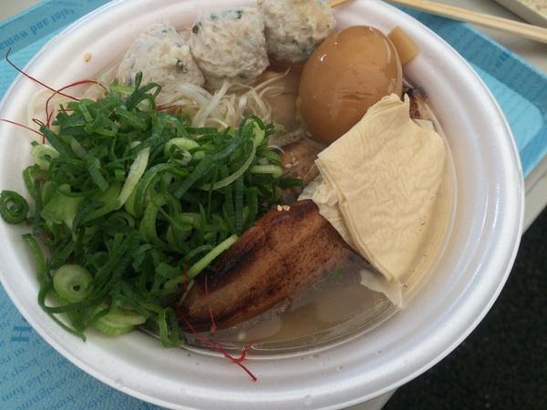 【スペシャルサポーター釈】実食レポ:京都ラーメン麺喰亭