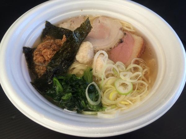 実食レポ:麺や而今×吉田商店/ブース3【スペシャルサポーター釈】