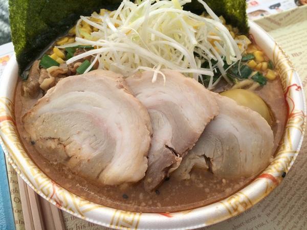 【スペシャルサポーター釈】実食レポ:東京スタイル味噌らーめん ど・みそ