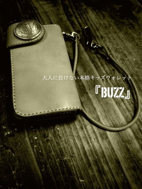 color order☆キッズウォレット『BUZZ』