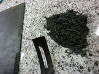 【制作工程】革漉きについて