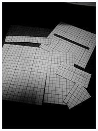 【制作工程】型紙について