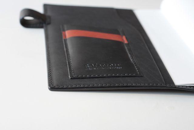 order item × 手帳カバー