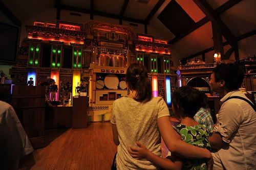 オルゴールの優しい音色に癒される 六甲オルゴールミュージアム