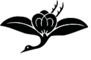 茶ノ実鶴園のトレードマーク