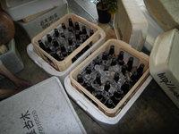 【吹田市】親睦会の会場へ冷えた瓶ビールお届け