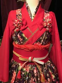 和ロリ 和風 和服 着物 体験 変身写真 コスプレ ロリータ体験 大阪 京都 豊中
