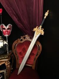 スタジオ小物 西洋剣  変身写真サテライトドア
