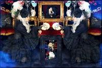 ロリータ ゴスロリ コスプレ モデル 美人 写真 一眼レフ スタジオ 大阪 サテライトドア ゆめかわいい