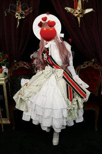 サテライトドア ゴスロリ 変身写真 扮装体験 USJ 女子会 スタジオ レンタル 衣装 豊中市