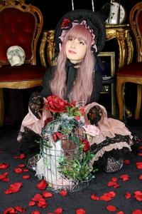 ゴスロリ ロリィタ コスプレ 体験 スタジオ フォト 変身写真 大阪 関西 USJ アリス