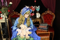 HP用写真撮影 ロリータ ゴスロリ 体験スポット 大阪 観光 kawaii ロンハー ロンドンハーツ 奇跡の一枚
