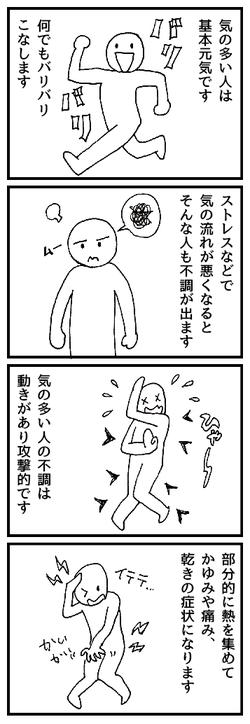 気の不調2