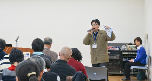 第12回千里ニュータウンまちづくり市民フォーラムを開催しました!(2/22)
