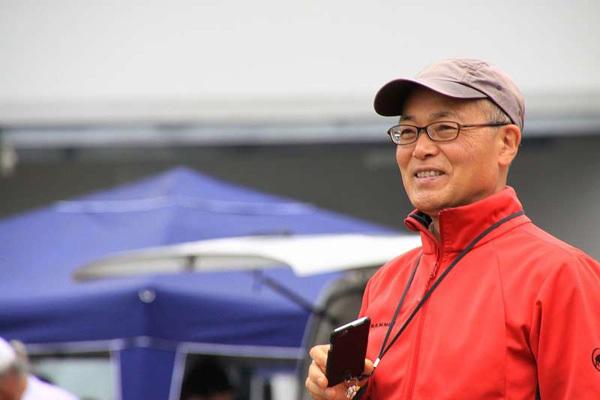 前代表・山本茂さんへの追悼メッセージです。