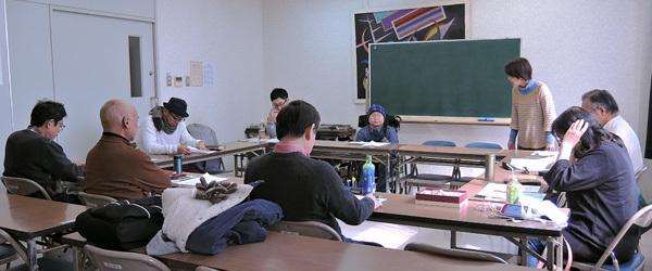 2月サロン「ハロー千里ワーク」を開きました!(2/17)