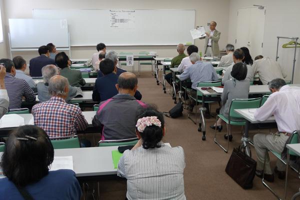 平成26年度定期総会を行いました。(5/17)
