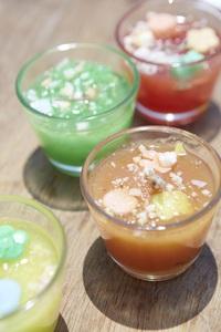 ワークショップ 使用済天ぷら油でつくるエコキャンドル