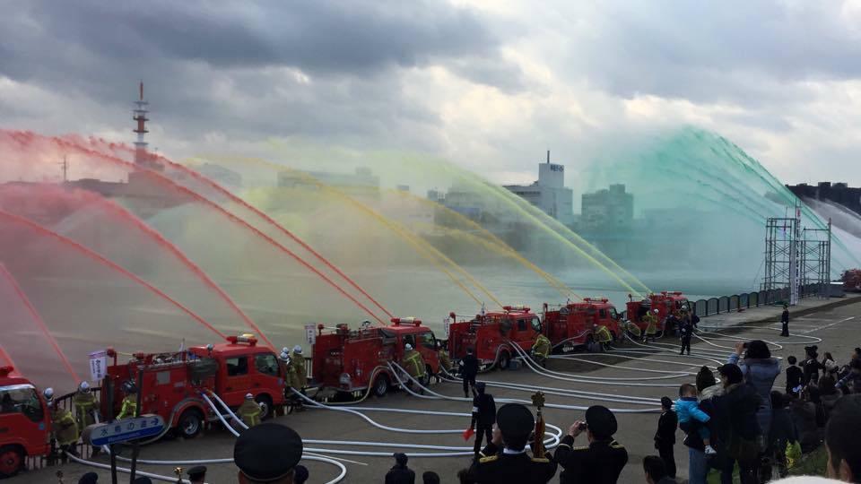 平成28年度消防出初式