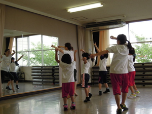 吹田市片山 ダンスサークルHana