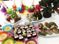 クリスマスパーティーするなら!