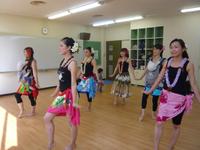 子連れOK!フラ&タヒチアンダンス