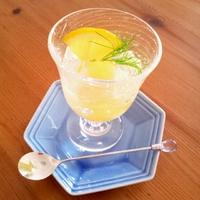 ◆ 夏デザート 『レモン塩ゼリー』。。。(~~)/
