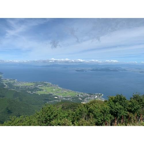 琵琶湖テラス♪