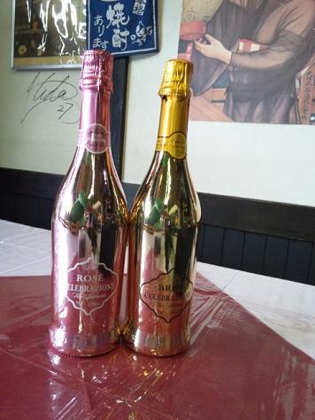 セレブラシオーネ=祝福 祝福シャンペン