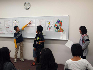 「千里・子どものワークショップ」を開催しました!