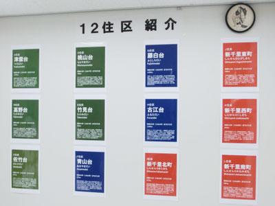 タイムスリップ展のご紹介(千里ニュータウン情報館)