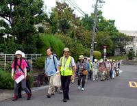 「千里ニュータウンの都市計画を観て歩く」第1回を行いました!