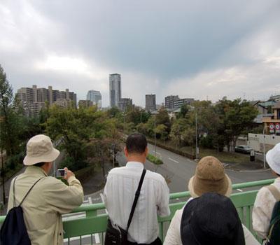 「千里ニュータウンの都市計画を観て歩く」第2回を行いました!