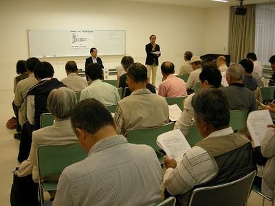 平成23年度総会を開催しました!