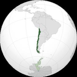 植民地系チリの料理