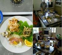 山五地区公民館の料理教室