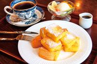 蔵人珈蔵(かくら)のフレンチトースト